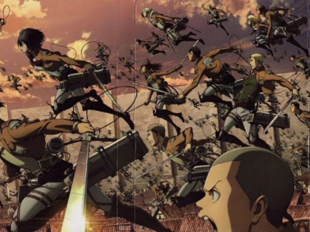Attack On Titan Season 4 Release Date, Cast Updates, And