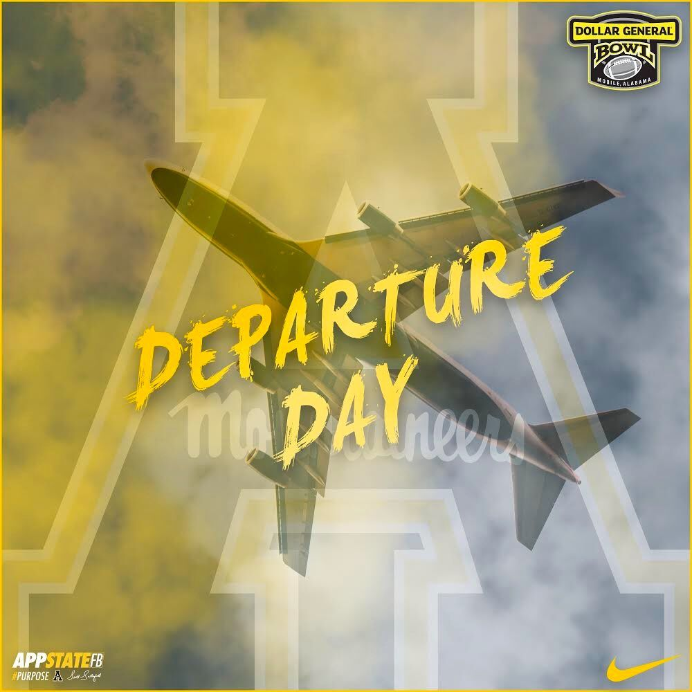 App State App state, College football, Graphic