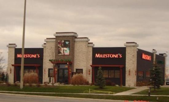 Milestone's Restaurant, located in Heartland Shopping