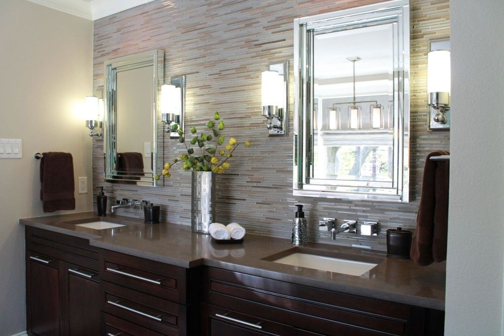 chrome bathroom sconces. Chrome Candle Sconces Mirror Frame Grey Marble Countertop With Best Design And Bathroom Wall H