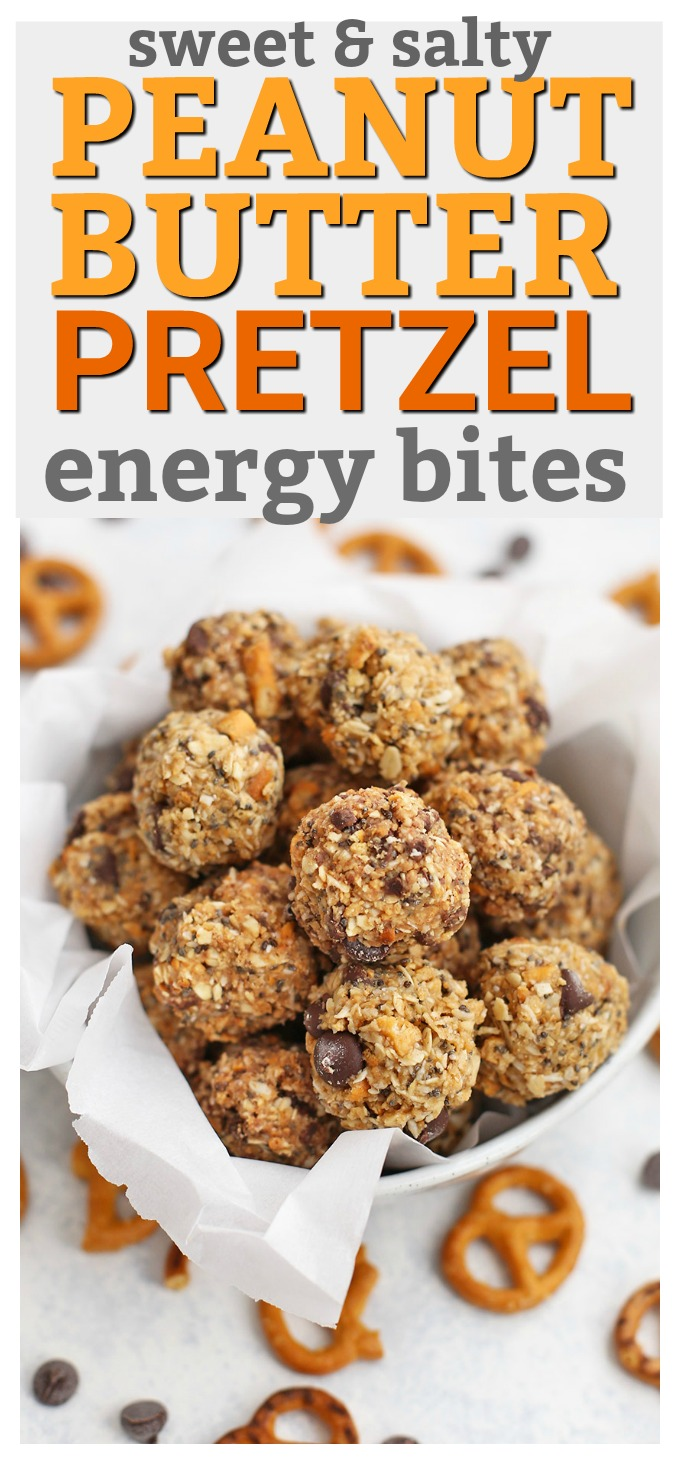 These Energy Bites are the Perfect Blend of Salty and Sweet!