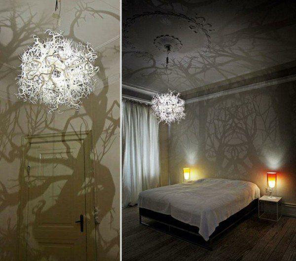designer lampe selber bauen ausgefallene lampen selber machen kinderzimmer lampenschirme. Black Bedroom Furniture Sets. Home Design Ideas