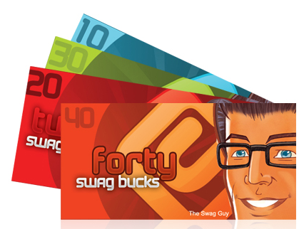 Swagbucks, in my opinion, is the best Beer Money program around.  Simply put, Swagbucks is a Get Paid To website.  It offers a plethora of options to earn some cash.  It is both versatile, offering a wide array of money earning options, and provides the