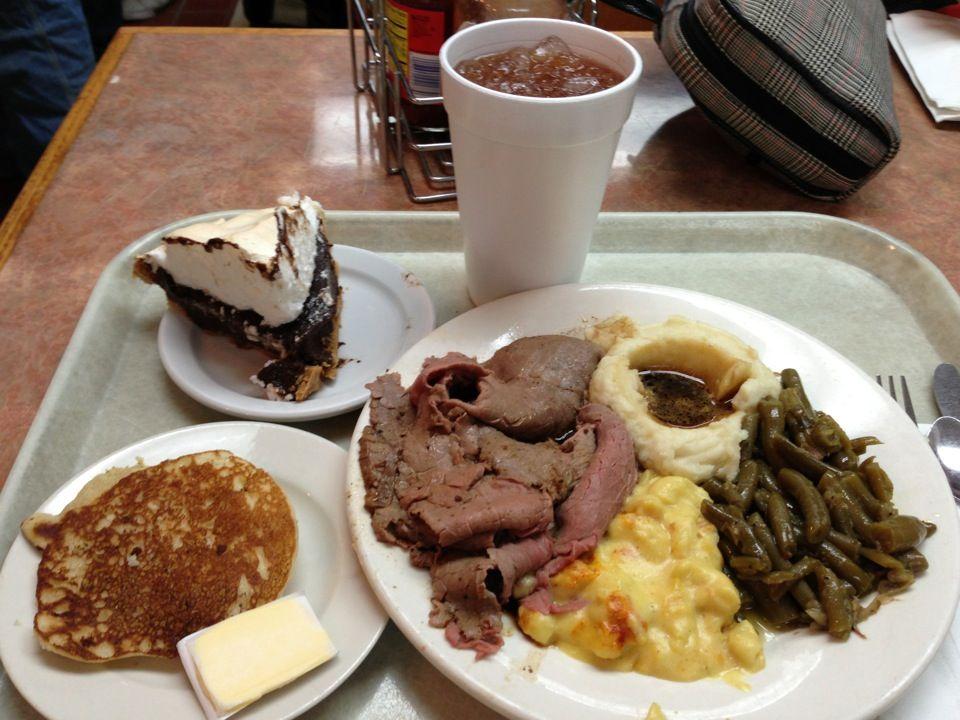 Melhor southern food