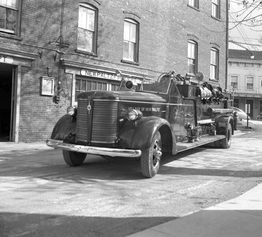 New Paltz Fire Department, New Paltz :: The Haviland