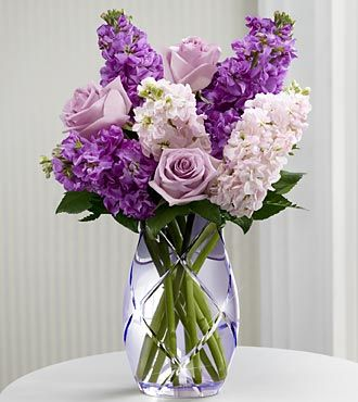 Lavender Bouquet Flower Arrangements Purple Flower Arrangements Wedding Flower Arrangements