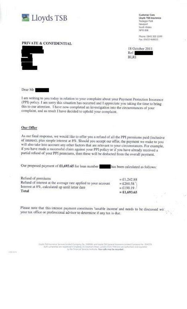 Ricerche correlate ppi claim letter template process claiming mis ricerche correlate ppi claim letter template process claiming mis sold charges received denial forums spiritdancerdesigns Images