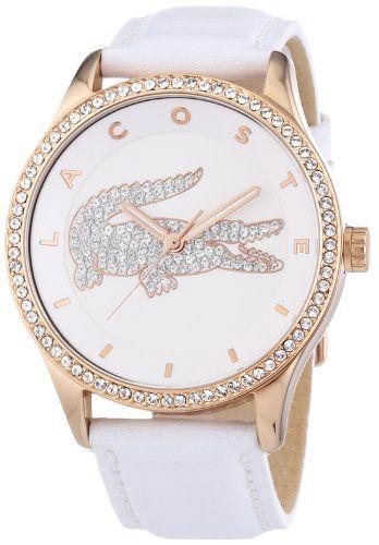 d89cd7840f27 Lacoste 2000821 - Reloj de cuarzo para mujer