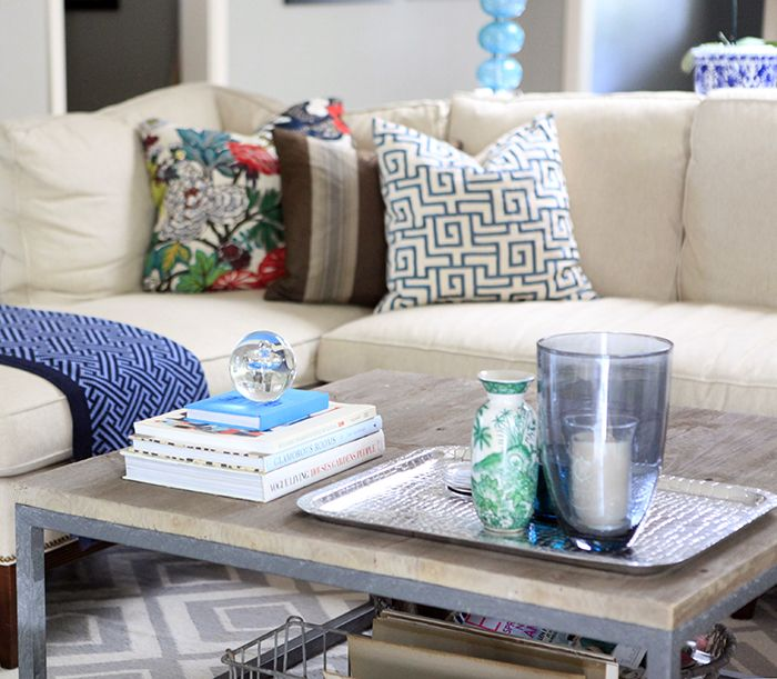 How To Accessorize Your Coffee Table For The Home