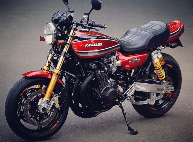 Kawasaki Will Soon Be Releasing A Retro Version Of The Z900 Preliminary Pics Dont Look Particularly Promising IMO Id Much Rather Something Like This