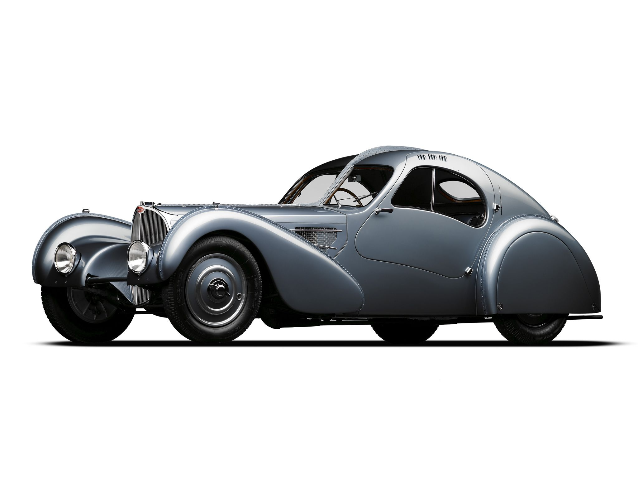 1936–38 Bugatti Type 57SC Atlantic Coupe | Anachronaut's Roost ...