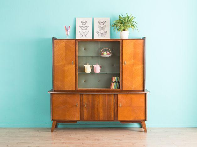 Vitrine   Kleinmöbel, Möbel restaurieren, Möbelverschönerung