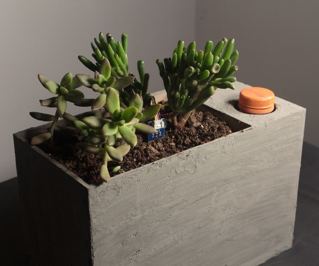 Arduino Automatic Plant Watering System Diy Self 400 x 300