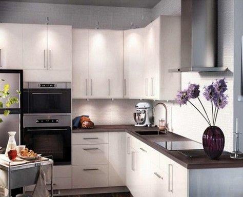 Cocinas integrales peque as en forma de l para m s - Cocinas pequenas en forma de l ...