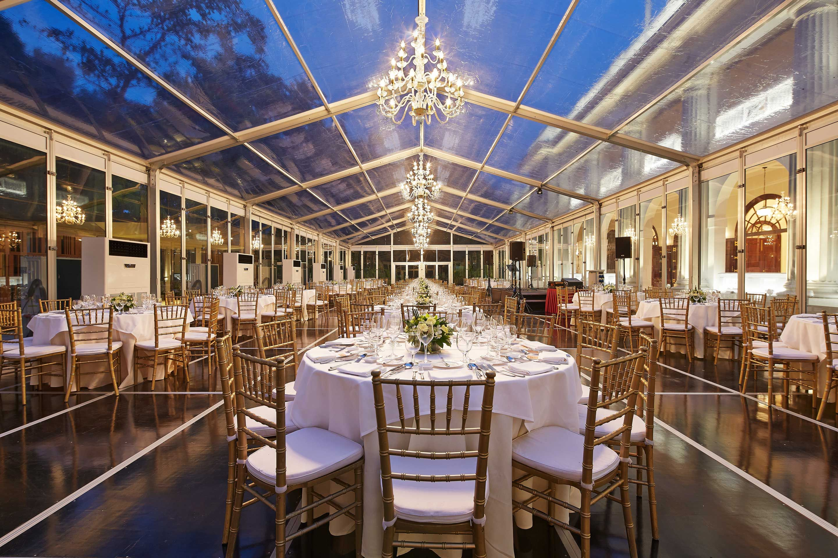 Greenhouses To Ballrooms Breathtaking Glass Wedding Venues In Singapore Her World Singapore Wedding Venues Venues Ballrooms