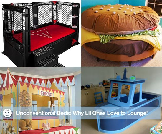Amazing Unusual Beds For Kids