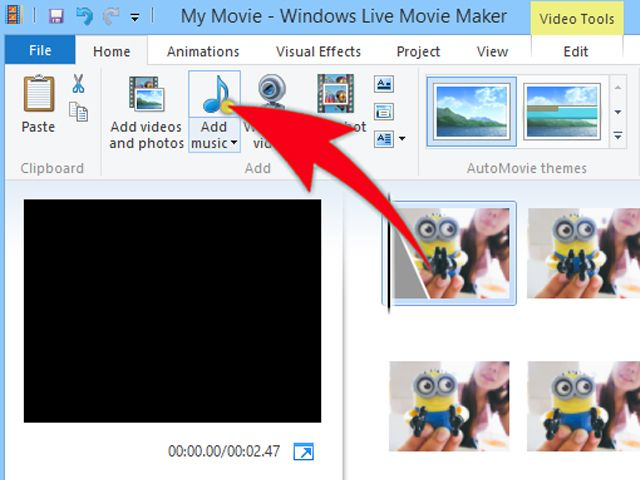 Make A Stop Motion Film In Windows Movie Maker Met Afbeeldingen Animatie Film School