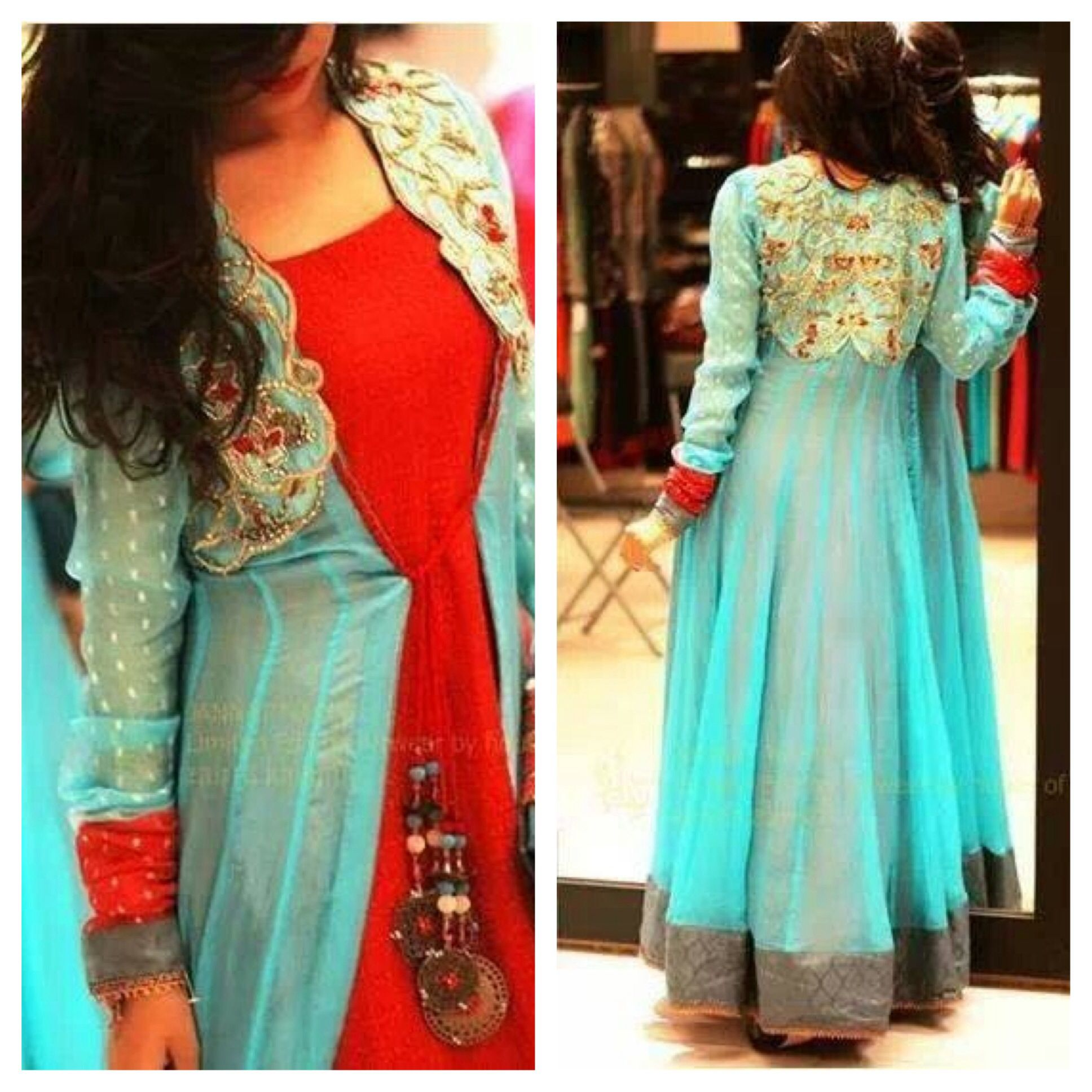 Bluered wedding outfits desi outfits pinterest desi
