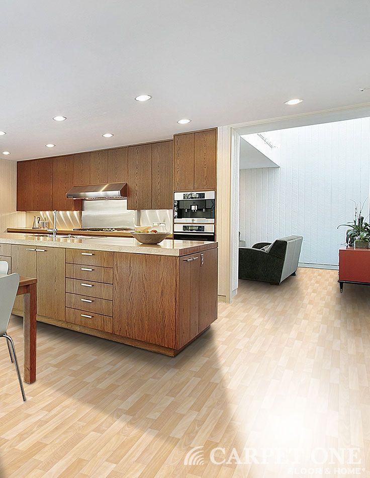 vinyl flooring is beautiful affordable and durable it can even look like hardwood vinyl on kitchen remodel vinyl flooring id=61808