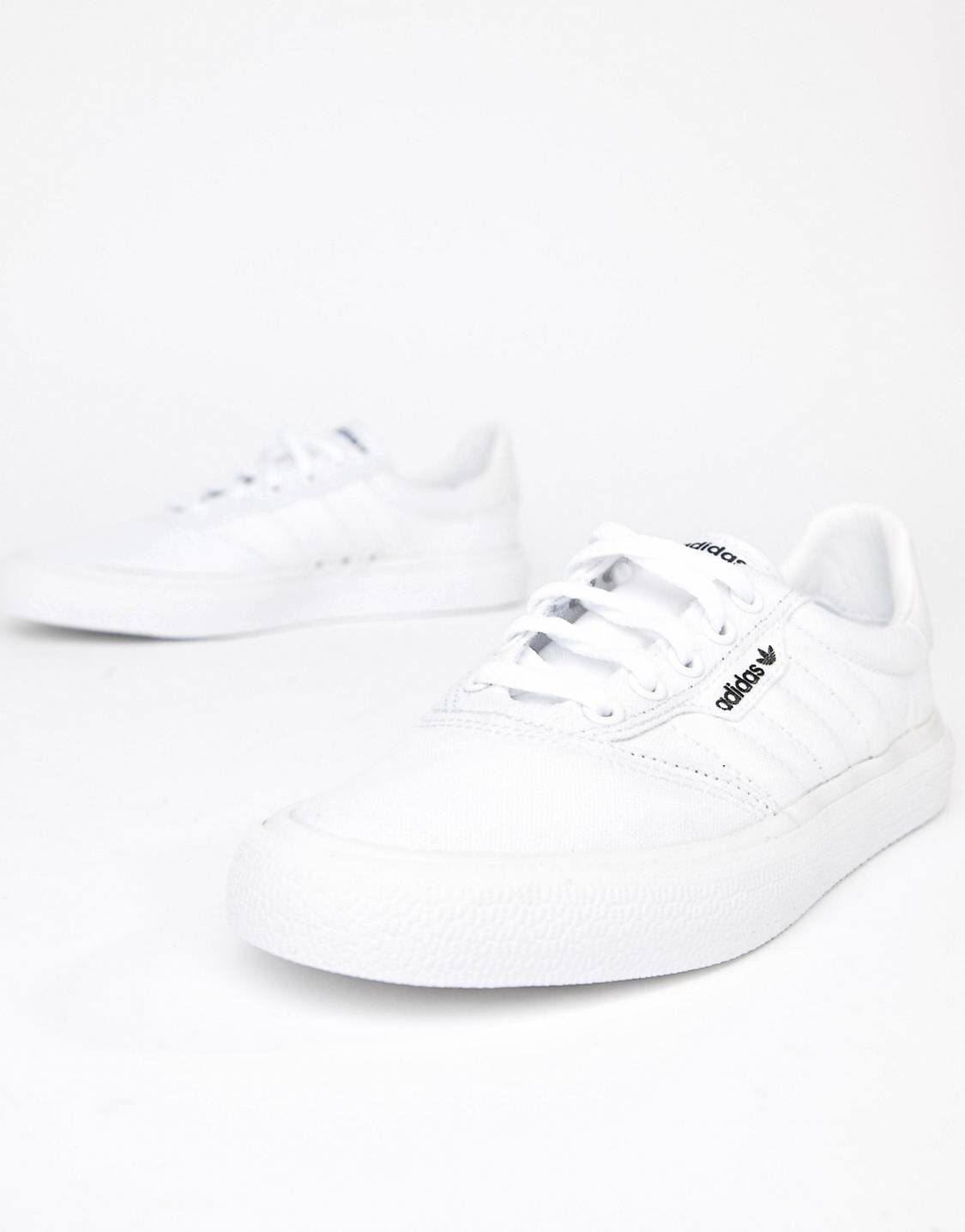 Vulc style Skateboarding 3MC in adidas whitemy sneaker w80PXnOk