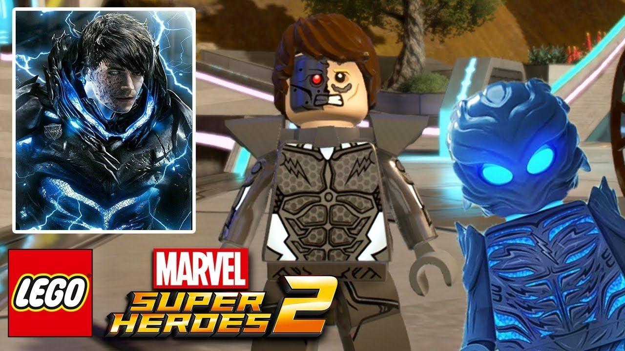 LEGO Marvel Super Heroes 2 - How To Make Savitar | Elijah