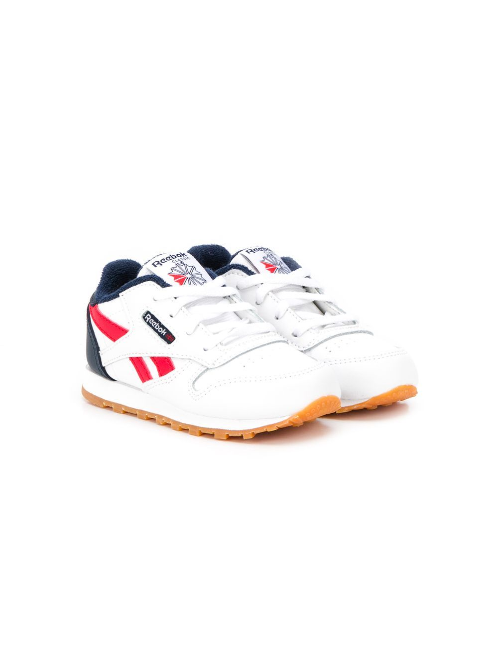 REEBOK CLASSIC LACE-UP SNEAKERS