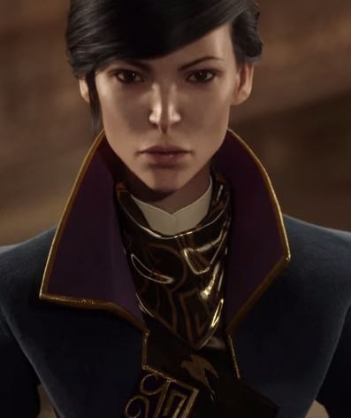 Emily Kaldwin from Dishonored | she looks so grown-up!