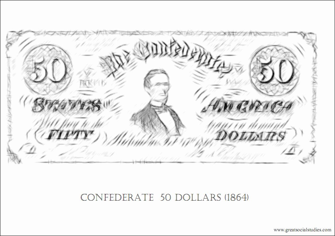 Dollar Bill Coloring Page Fresh Coloring Sheet United States Currency Confederate 50 Dollar Bill Coloring Pages Flag Coloring Pages