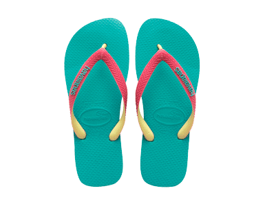 Klapki Japonki Havaianas Top 4115549 1424 W Yessport Pl Womens Flip Flop Havaianas Flip Flops