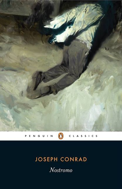 Penguin Classics: Joseph Conrad cover illustrations by Phil Hale