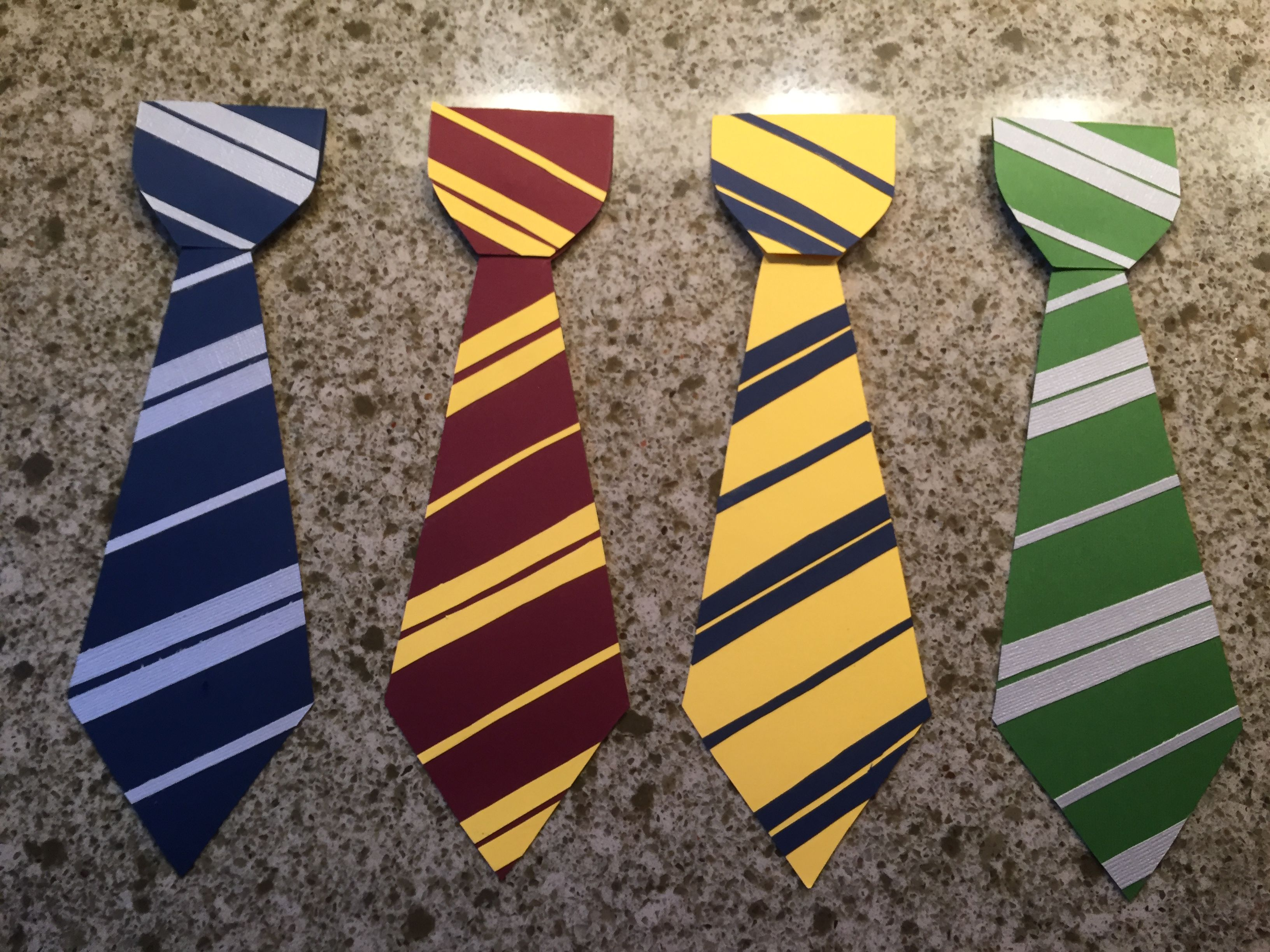 Harry Potter Craft! After kids were sorted into their ...