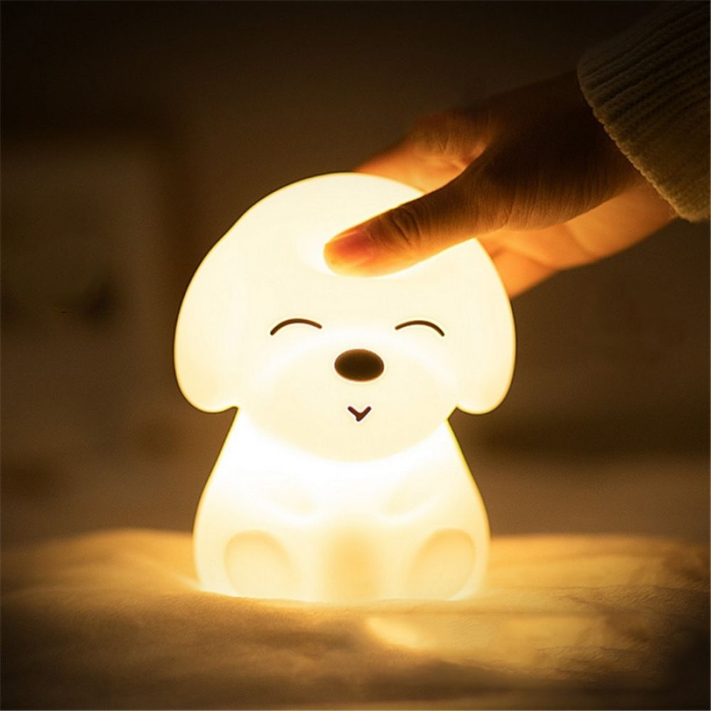 Colorful Dog Led Night Light For Kids 28 00 Https Stylishlight