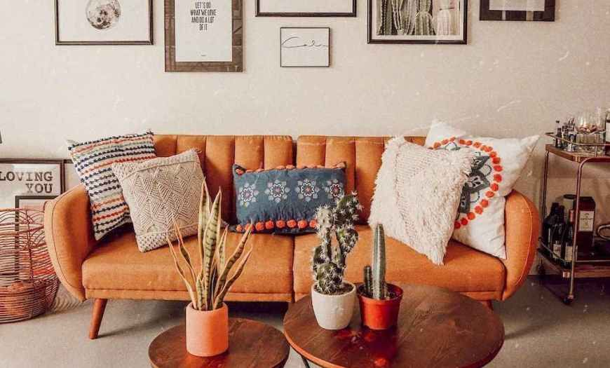 60 Gorgeous Mid Century Modern Living Room Design Ideas ...