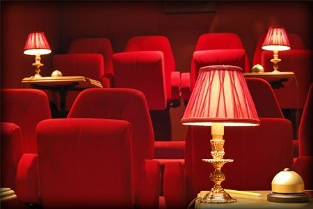 Filmtheater de Uitkijk - Make sure you're seated on the balcony