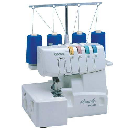 3/4 Thread Serger with Differential Feed #sewinghacksvideos