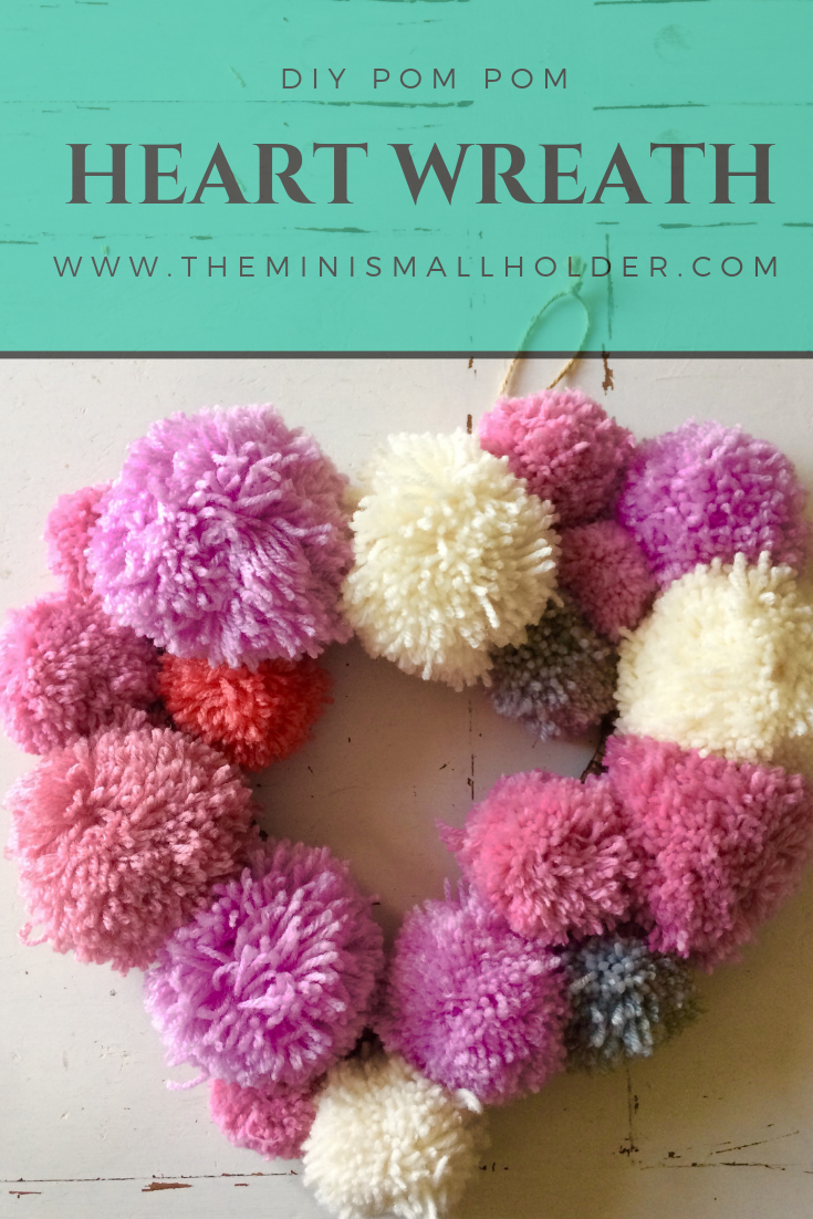 this easy to follow tutorial will allow you to find out just howthis easy to follow tutorial will allow you to find out just how simple a pom pom wreath can be this is one i have made for a baby shower,