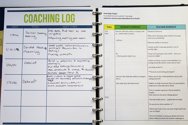 Coaching Log Ideas  Coaching    Logs Ideas