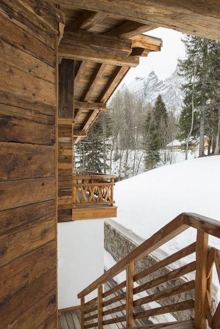 Interiors | Cà dei Frassini,Cortina d'Ampezzo | Stefano ...