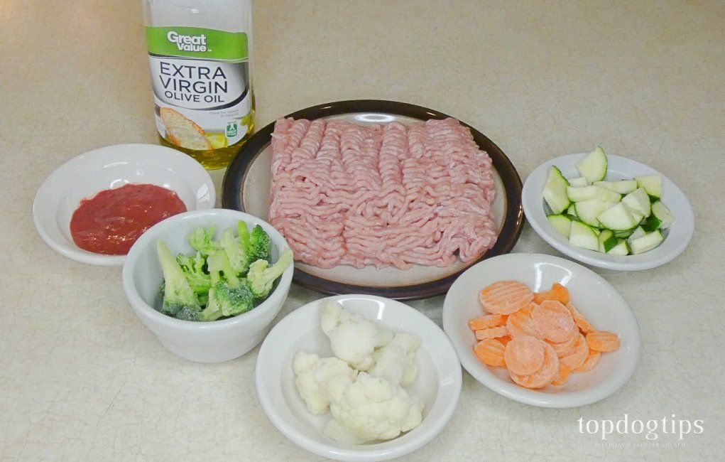 Recipe Homemade Dog Food For Skin Allergies Dog Food Recipes