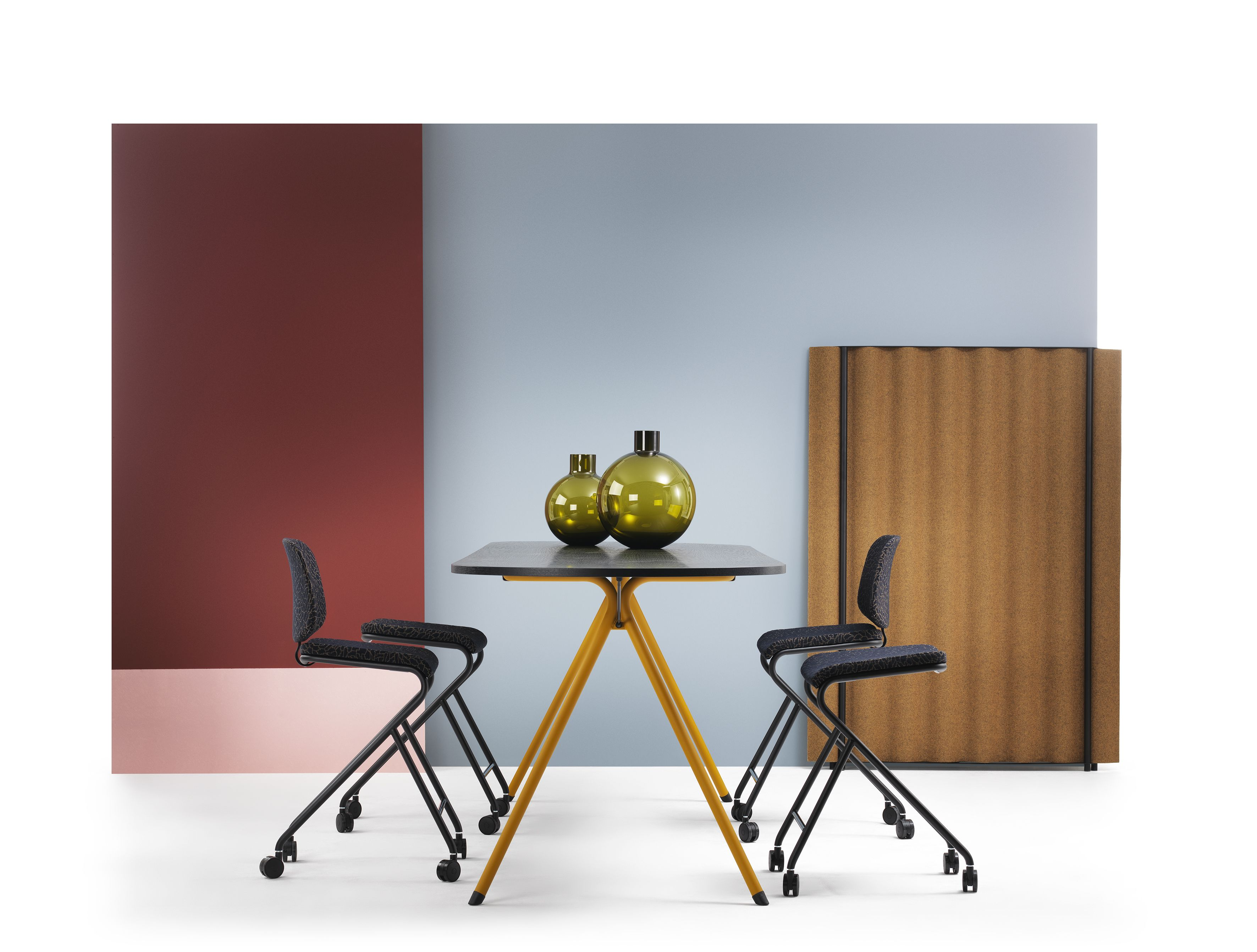 Lammhults S18 table& Add Move stools Lammhults Pinterest Stools, Architects and Interiors