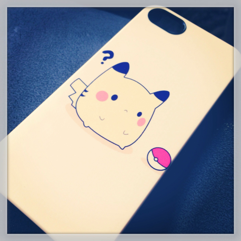 Pokemon Super Pika Bros iphone case