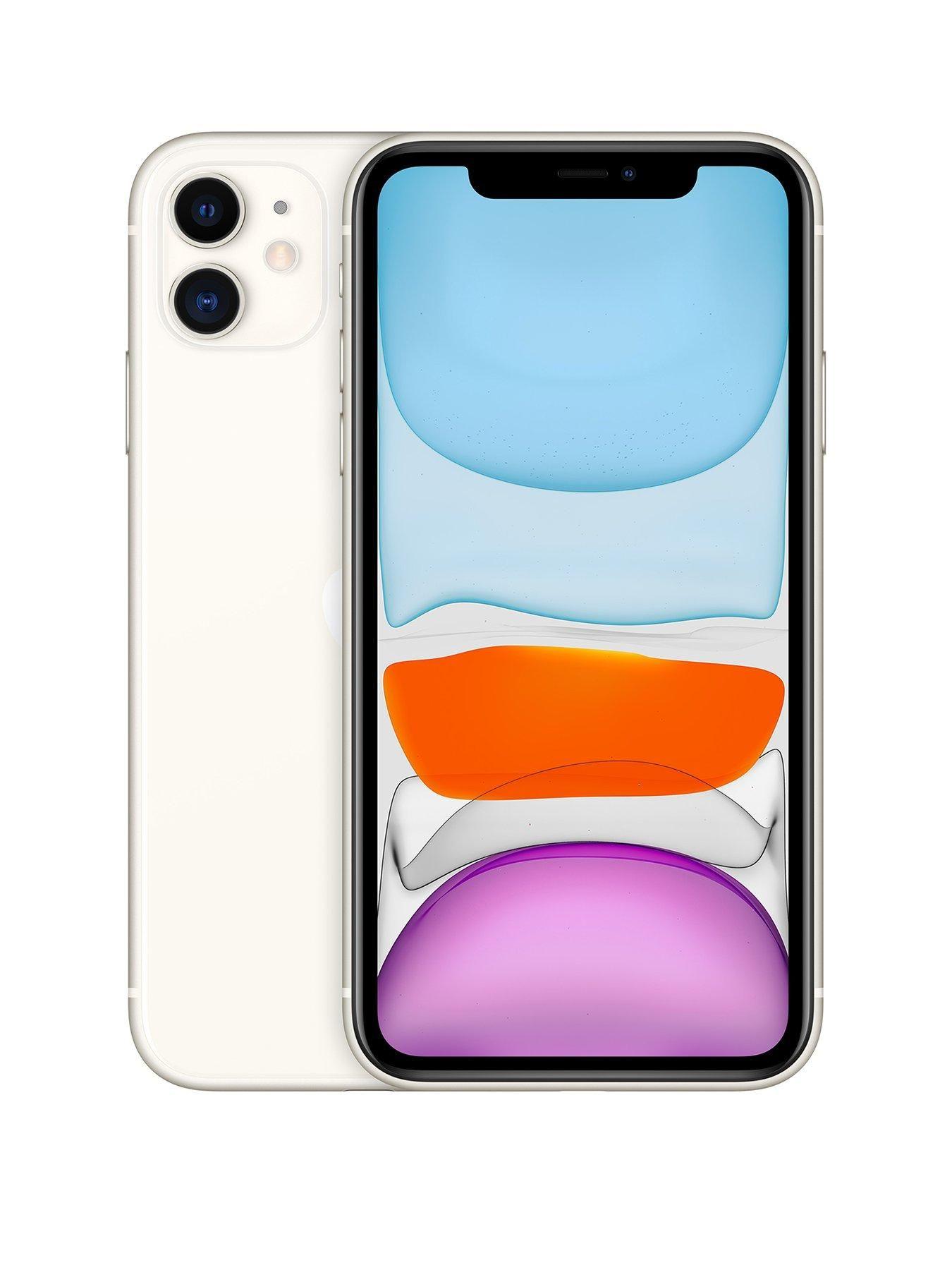 Apple Iphone 11 256gb White In 2020 Iphone 11 Apple Iphone