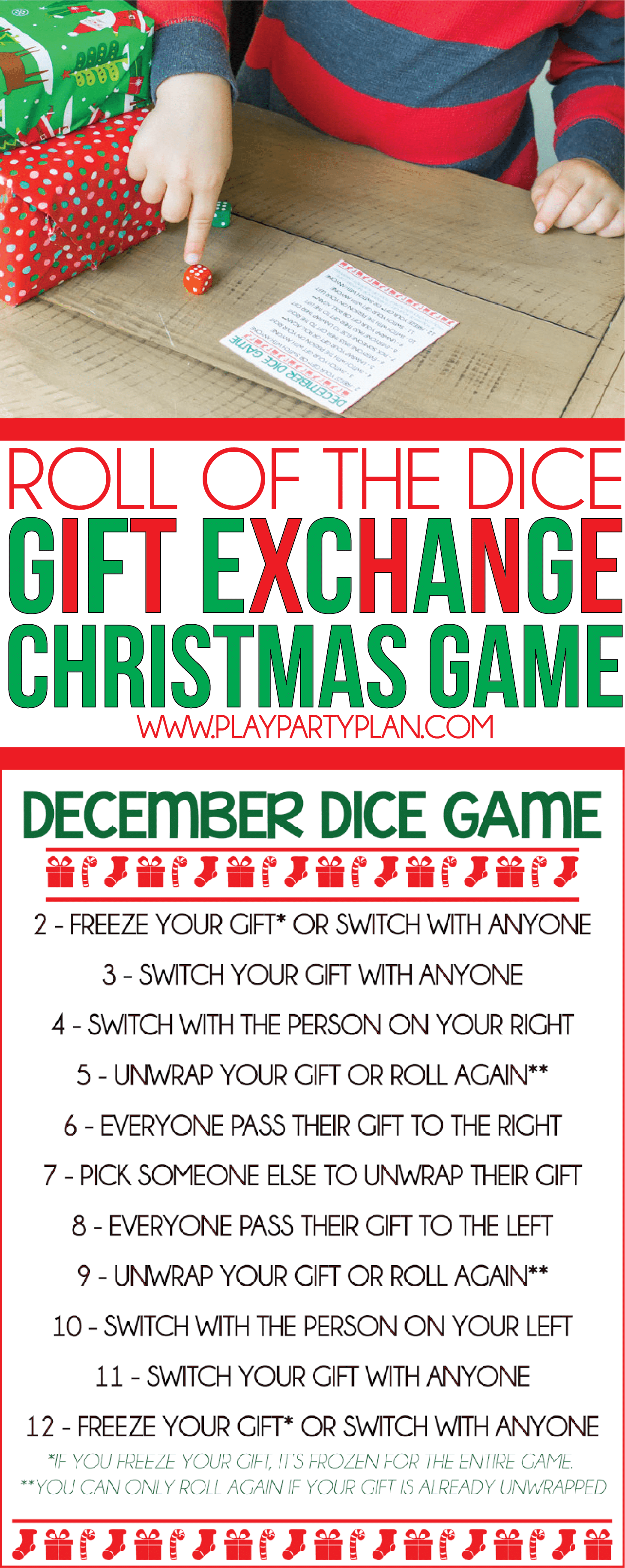 10 Of The Best Gift Exchange Games Christmas Gift Games
