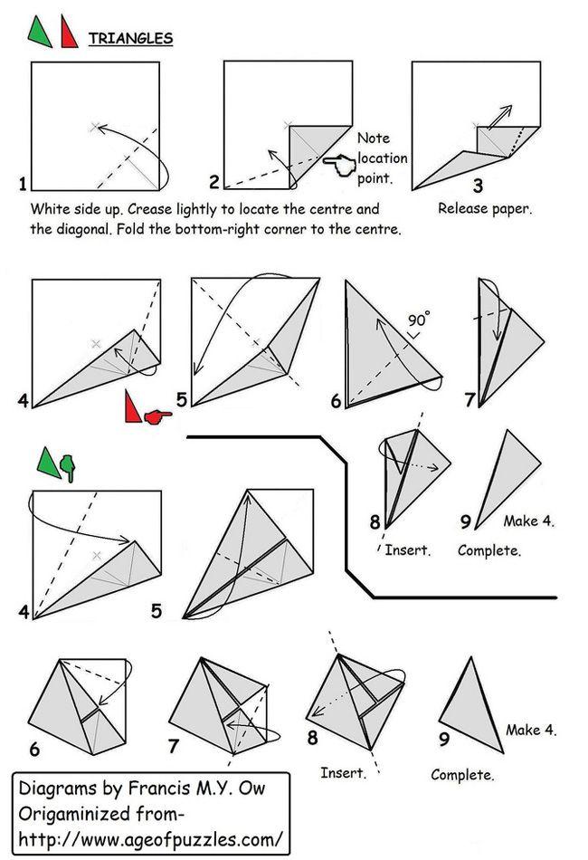 Complete Origami Diagrams Wiring Diagram Portal