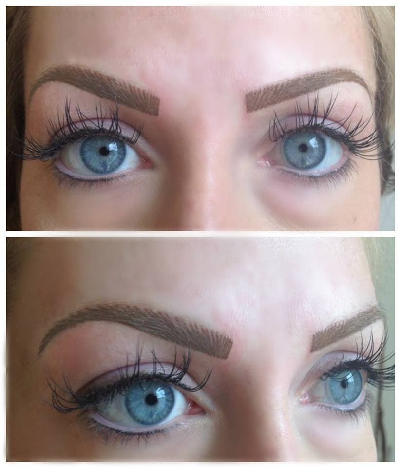 Best permanent makeup artist sydney fay blog for Eyebrow tattoo images