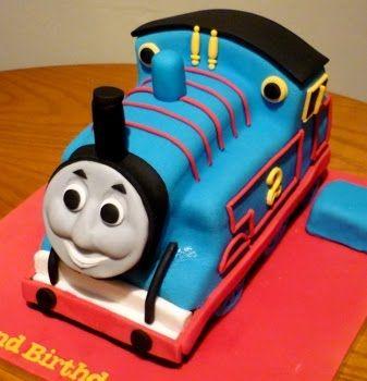 train cake Childrens Birthday Cakes Pinterest Cake Birthday