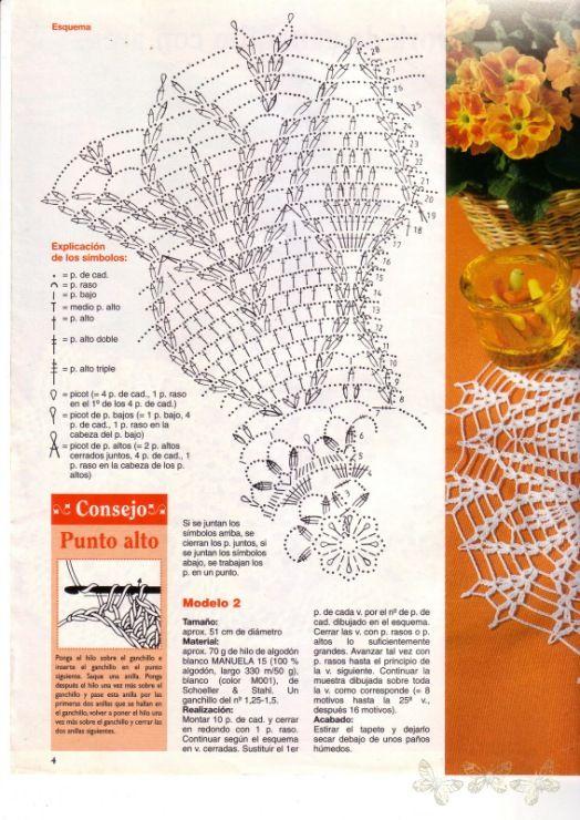 Gallery.ru / Фото #4 - Sonia Ideas de Ganchillo 11 - igoda | wzorki ...