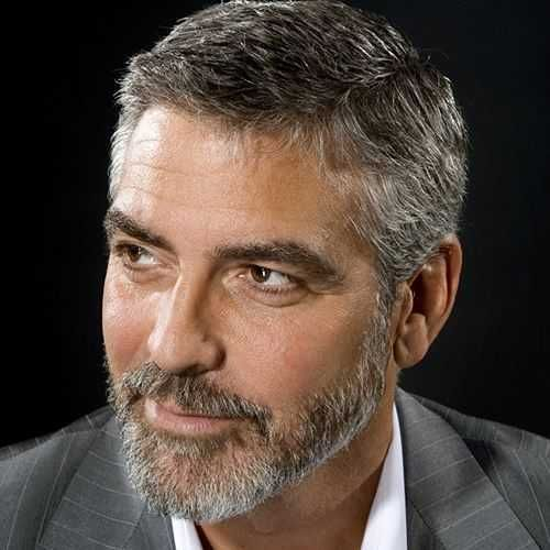 20 Coolest George Clooney Haircut Men S Hairstyle Swag In 2020 George Clooney Haircut Best Hairstyles For Older Men Mens Hairstyles