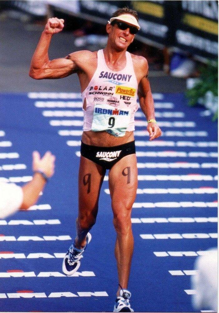 Dave Scott - Six-time Ironman Triathlon World Champion   Triathlon,  Triathlete, Iron man - The top 10 male triathletes