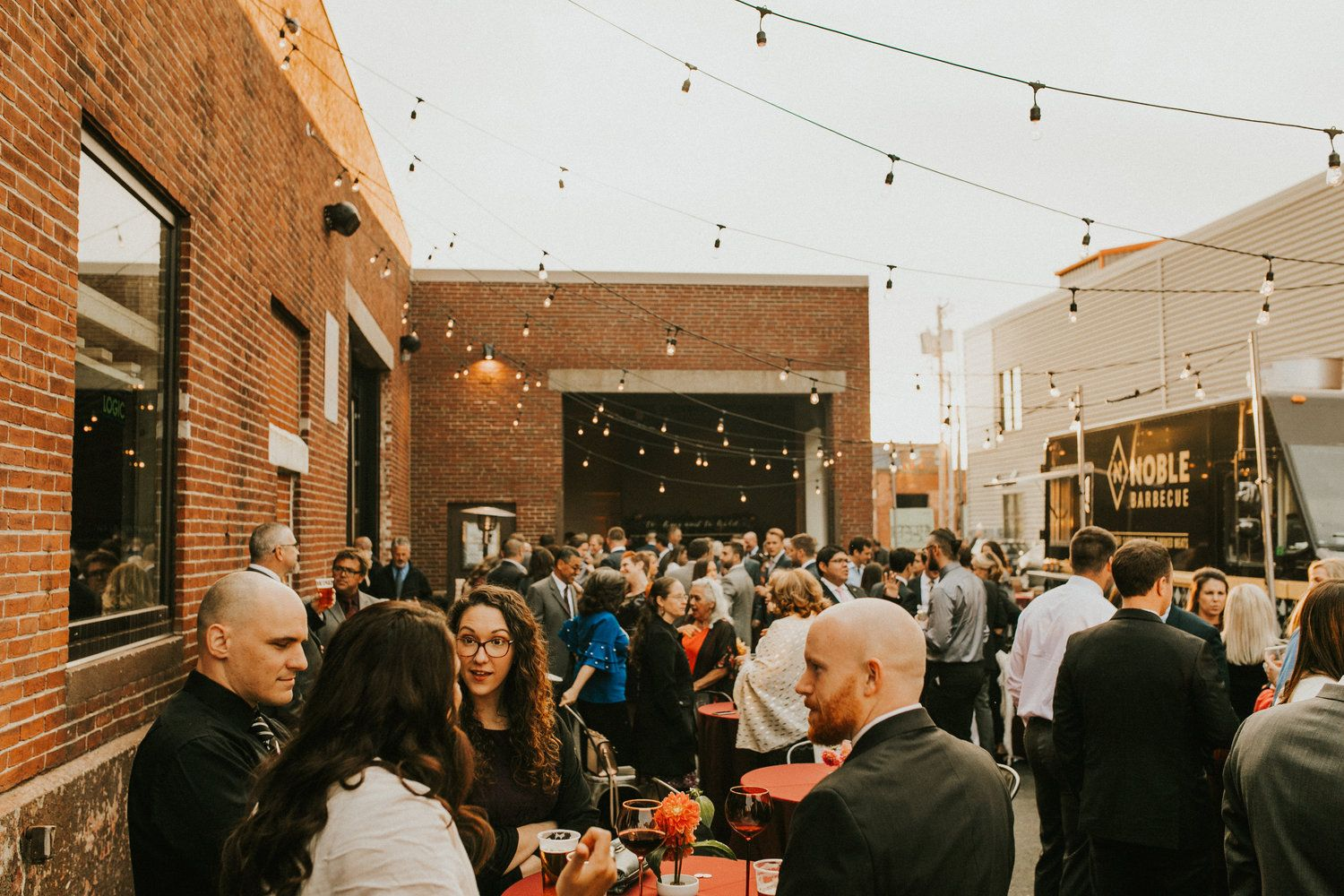 The Public Works Portland, Maine wedding venue